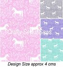 100% Cotton Poplin Fabric - Magical Unicorn Fabric - 4004
