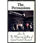 Persuasions, The - Live In The Whispering Gallery SEALED cassette tape