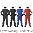 Pyrotect Ultra-1 1-Piece Auto Racing Fire Suit SFI 5 - All Sizes & Colors