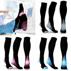 New Men's Women's Compression Socks Pain Relief Graduated Support Stockings S-XL