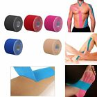 Style T Sport Kinesiology Tape Black, Continuous Roll - 2in x 15ft