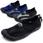 Wave Mens Outdoor Beach Pool Water Sports Aqua Toe Water Shoes M2285 Adults