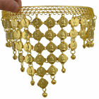 Belly Dance Coin Headband Hair Band Accessories Costume Dancing Sequins Women