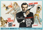 FROM RUSSIA WITH LOVE JAMES BOND 007 SEAN CONNERY VINTAGE CLASSIC   POSTER £34.99 GBP on eBay