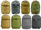 EastWest Camo Military MOLLE Pack Adjustable Tactical Assault Backpack Gear Bag