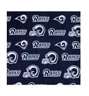 Los Angeles Rams NFL Football Team Collection Unisex Surgical Scrub Hat Cap
