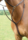 Shires Salisbury running martingale  Breastplate and martingale