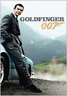 GOLDFINGER JAMES BOND 007 SEAN CONNERY VINTAGE CLASSIC MOVIE POSTER £16.99 GBP on eBay