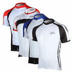 Men's Cycling Sport Jersey Bike Bicycle Wear Short Sleeves Shirt S-3XL 4 Color