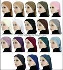 Lycra under scarf Long Tube Hijab Cap underscarf Hair loss Hat  Bonnet beanie