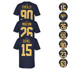 Buffalo Sabres NHL Reebok Player Name & Number Team Premier Jersey T-Shirt Men's $11.69 USD on eBay