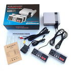 Classic Mini Game Consoles Built-in 620 TV Video Game With Dual Controllers New