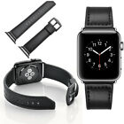 Smooth Genuine Leather Strap For Apple Watch Iwatch Band 38mm 38mm 42mm Bracelet