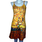 GUSTAV KLIMT Tree of Life PAINTING NOUVEAU FINE ART PRINT TANK DRESS SHIRT