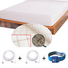 "Earthing Grounding Fitted Sheet Bedspread Queen/King size 60""-80"" Better Sleep image"