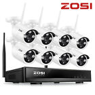 ZOSI 960P HD Wireless NVR WLAN IP Kamera Set Funk Haus Video Überwachungssystem