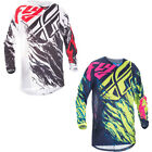 Fly Racing Kinetic Mesh Relapse MX Motocross Offroad Jersey