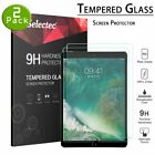 2x Tempered GLASS Screen Protector For Apple iPad 2017 2 3 4 5 Pro 9.7 Mini Air