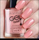 Avon Nail Polish Gel Finish Colour Nail Wear Women's Ladies Pedicure Manicure