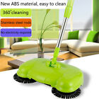 Hand Push 360°Rotary Home Manual Telescopic Floor Dust Sweeper Cleaning Tool#