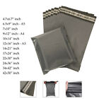 Grey Mailing Bags Mailers Polythene postal All Size Cheapest and quick delivery