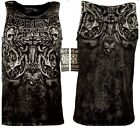 XTREME COUTURE by AFFLICTION Men T-Shirt HADES TANK Wing Biker MMA UFC S-3XL $33 image