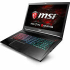 MSI Gaming Notebook GL72 Intel i7-7700 4x 3.8Ghz Geforce GTX 1060 6GB Windows 10