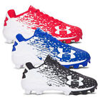 New Mens Under Armour Leadoff Low RM Baseball Cleats - Choose Your Sz and Color