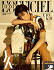 L'OFFICIEL HOMMES MAGAZINE  YK EDITION S/S 2018 KAI - EXO import from KOREA