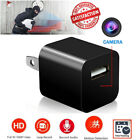 Hidden Camera USB Wall Charger 1080P HD Motion Detection Spy Camera Nanny Cam
