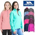 Trespass Skylar Womens Anti-Pilling Microfleece Lightweight Soft Jumper