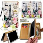 New Leather Wallet Card Stand Flip Case Cover For Various LG Mobile Phones