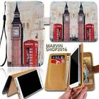Leather Wallet Card Stand Flip Case Cover For Samsung Galaxy Phones.