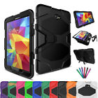 Shockproof Rugged Hard Case For Samsung Galaxy Tab A 7/8/10.1 Tab E 8.0 Tablets