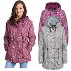 Trespass Pastime Womens Waterproof Jacket Ladies Lightweight Raincoat