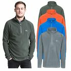 Trespass Maringa Mens Lightweight Pull Over Fleece Hiking Camping Jumper