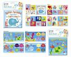 First Steps Baby Bath Book - NEW