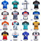 2018 New Mens Riding Apparel Tops Short Sleeve Bike Cycling Jerseys Shirts Cool