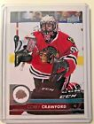 Chicago Blackhawks 2017-2018 Upper Deck NHL Trading Cards - Your Choice $1.35 USD on eBay