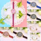 Female Openwork Watch Models Carved Geometry Thin Band Wrist New Wrist Watch
