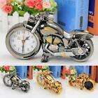 New Men Fashion Home Office Motorcycle Shape Desk Table Decor Gifts Alarm OK 01