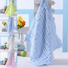 Soft Cotton Baby Infant Newborn Bath Towel Washcloth Feeding Wipe Cloth Hot Sale
