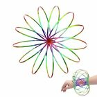 FLOW RING Bracelet Toys Magic Kinetic Spring Infinity Arm Slinky Juggle Dance B3 <br/> Special Offer BUY 3 GET 1 FREE (Add 4 in to Basket)