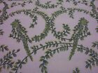 Scalamandre Parrot Vines Home Decorator Drapery Upholstery Fabric 9.5 yards