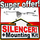 FIAT COUPE 2.0 16V Silencer Exhaust System W24