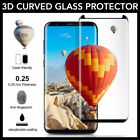Real Tempered Glass Screen Protector Guard For Samsung Galaxy S9 S8 Plus Note 8
