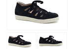 Beautifeel Cava Black Suede Athleisure Luxe Trainer Women's sizes 36-41/NEW!!!