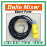 More images of BELLE 110V GLANDED CABLE LEAD FOR MINI MIX 150 MIXER MOTOR, SPARE PARTS
