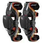 POD K1 Youth Offroad Knee Braces Pair - Youth Large Adult XS - 664-0413YL