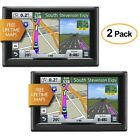 "1 OR 2X Smart 50 LMTHD 5"" GPS w/ Lifetime Maps & Traffic NUVI Touch Screen OY"